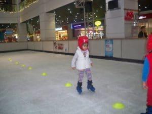Düş Bahçesi Anaokulu Buz Pateni Etkinliği 2