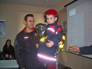 Düş Bahçesi Anaokulu Yangın Eğitimi 1