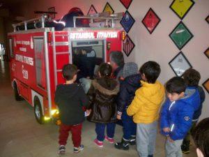 Düş Bahçesi Anaokulu Yangın Eğitimi 2