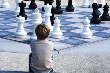 Anaokulu satranç eğitimi Düş Bahçesi Anaokulu'nda!