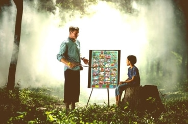 Anaokulumuzda, çocuklara her gün ingilizce dil eğitimi verilmektedir.