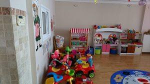 Düş Bahçesi Anaokulu - Oyun Salonu1