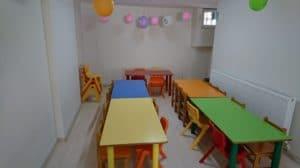 Düş Bahçesi Anaokulu - Yemekhane1