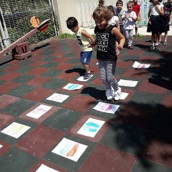 Anaokulu Oyun Etkinlikleri-1 Düş Bahçesi Anaokulu
