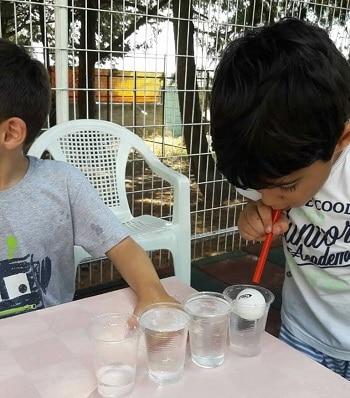 Anaokulu Oyun Etkinlikleri-2 Düş Bahçesi Anaokulu