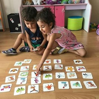 Anaokulu Oyun Etkinlikleri-3 Düş Bahçesi Anaokulu