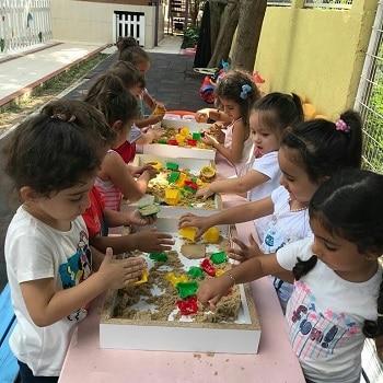 Anaokulu Oyun Etkinlikleri-4 Düş Bahçesi Anaokulu