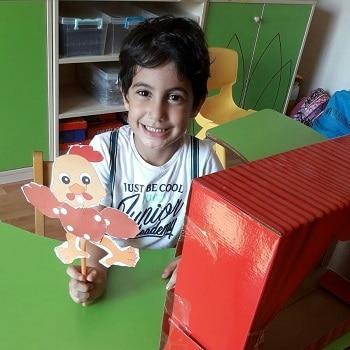 Anaokulu Oyun Etkinlikleri-5 Düş Bahçesi Anaokulu